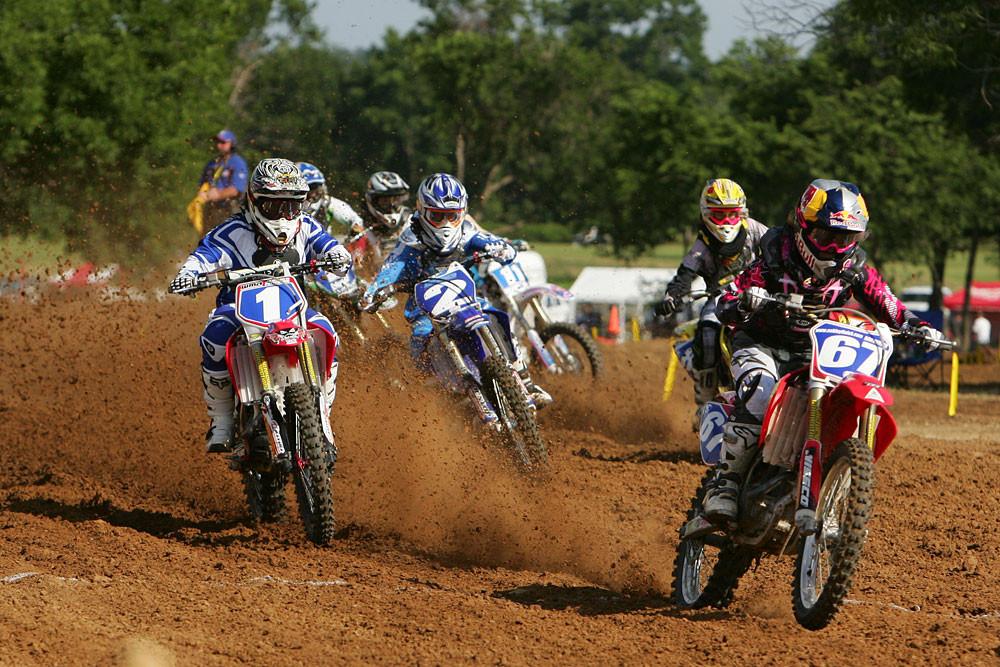 Ashley Fiolek - WMA Freestone: Moto 1 - Motocross Pictures - Vital MX