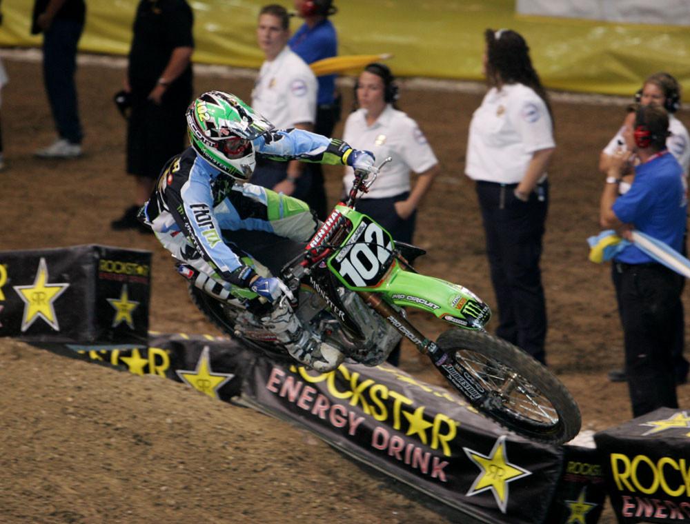 Chris Gosselaar - 2006 Rockstar Energy U.S. Open Friday Racing - Motocross Pictures - Vital MX