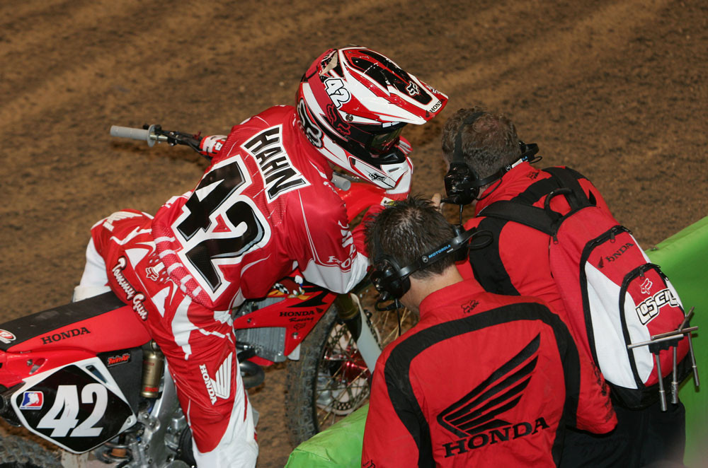Tommy Hahn - 2006 Rockstar Energy U.S. Open Saturday Practice - Motocross Pictures - Vital MX