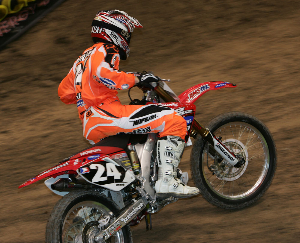 Josh Grant - 2006 Rockstar Energy U.S. Open Saturday Practice - Motocross Pictures - Vital MX