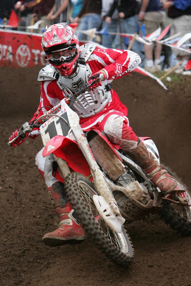 Travis Preston - AMA Washougal '06 - Motocross Pictures - Vital MX