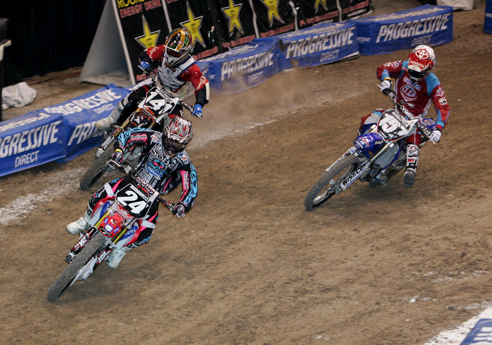 SX Lites Main - 2006 Rockstar Energy U.S. Open Saturday Racing - Motocross Pictures - Vital MX