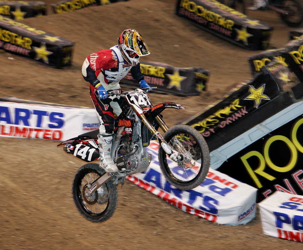 Steve Boniface - 2006 Rockstar Energy U.S. Open Saturday Racing - Motocross Pictures - Vital MX