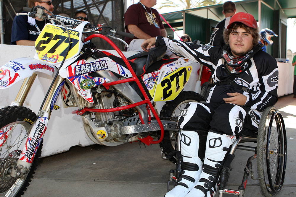 Jimmy King - Vital MX Pit Bits: Friday at X Games 14 - Motocross Pictures - Vital MX