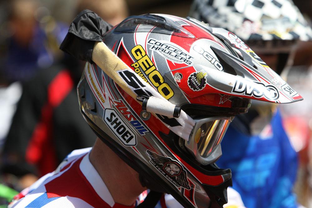 Josh Grant - Vital MX Pit Bits: Millville 2008 - Motocross Pictures - Vital MX