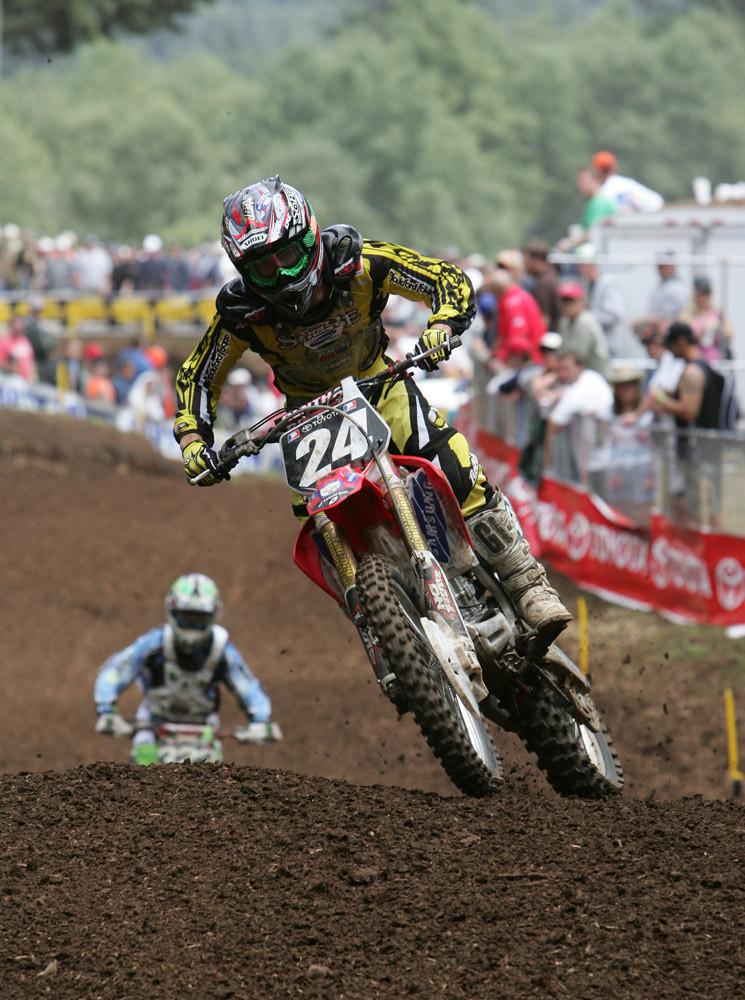 Josh Grant - AMA Washougal '06 - Motocross Pictures - Vital MX