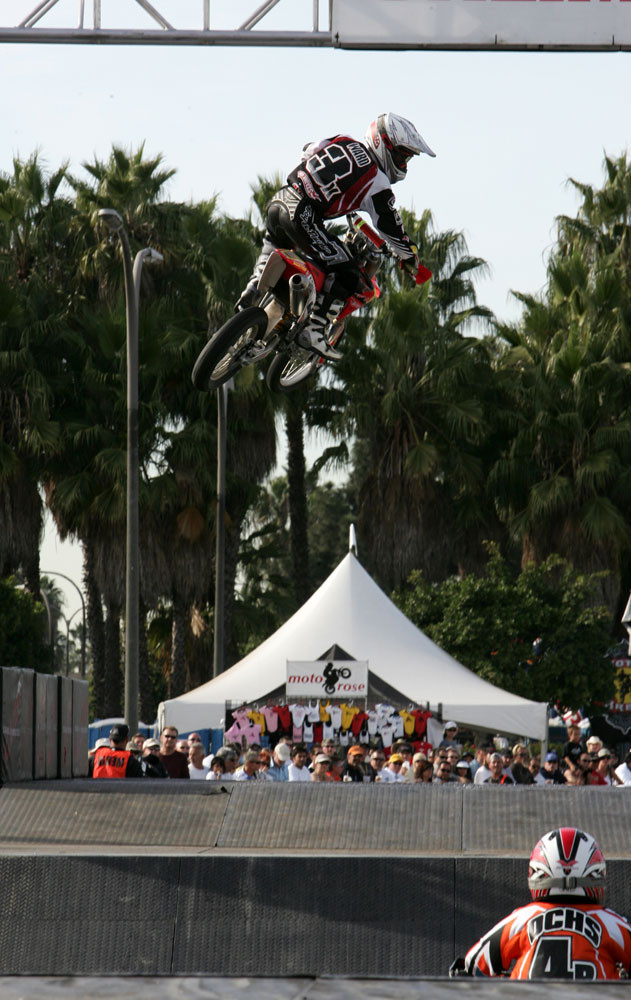 Brandon Ward - 2006 Duel at the Docks AMA Supermoto Finals - Motocross Pictures - Vital MX