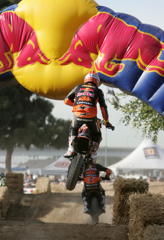 Kurt Nicoll - 2006 Duel at the Docks AMA Supermoto Finals - Motocross Pictures - Vital MX