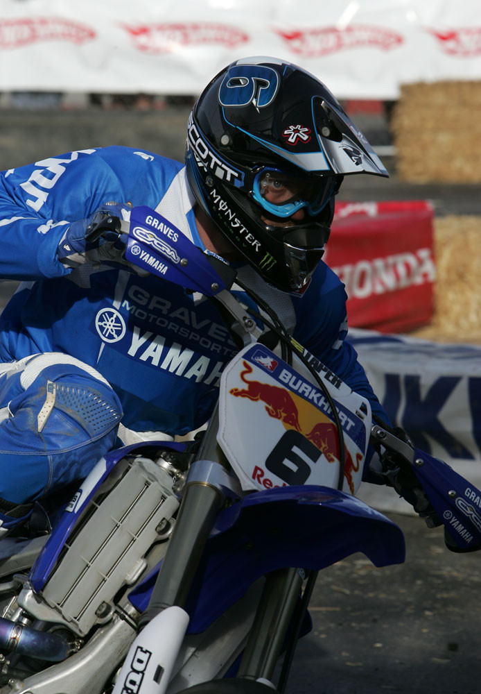 Mark Burkhart - 2006 Duel at the Docks AMA Supermoto Finals - Motocross Pictures - Vital MX