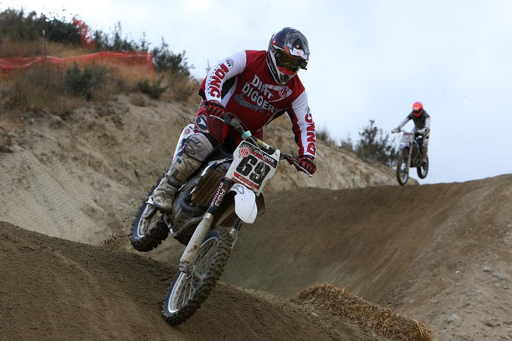 Jim Moe - 2008 MTA Vet World Championships - Motocross Pictures - Vital MX