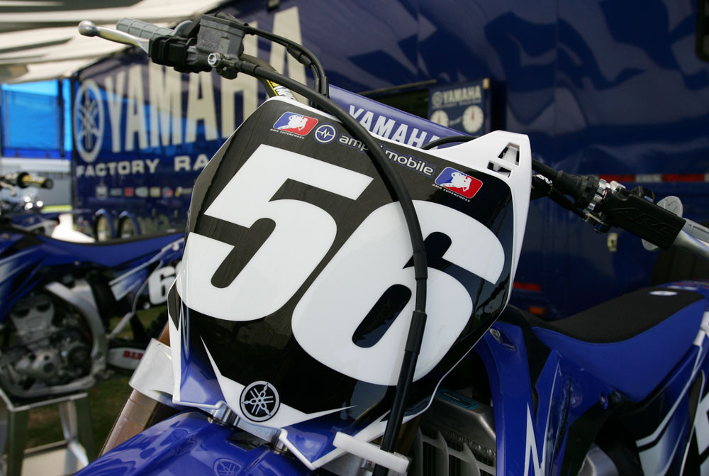 56? - 2007 Yamaha Team Intro - Motocross Pictures - Vital MX
