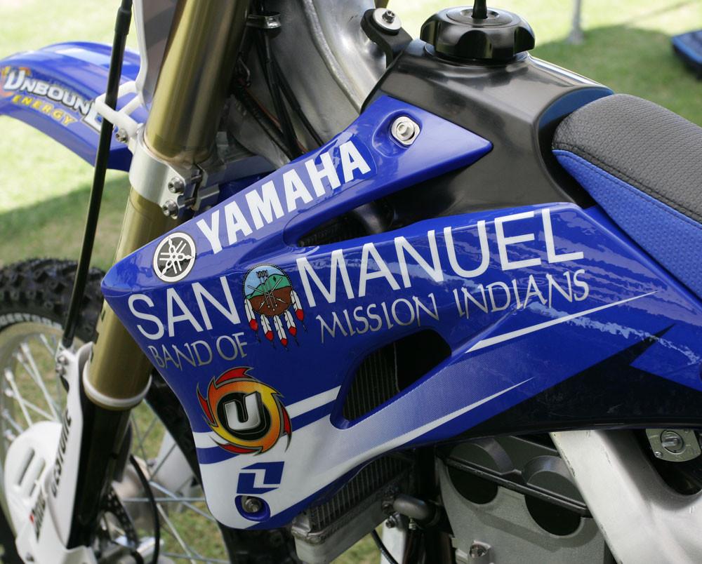 Untitled - 2007 Yamaha Team Intro - Motocross Pictures - Vital MX