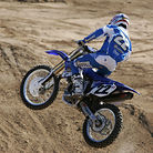 2007 Yamaha Motocross Team Photo Shoot