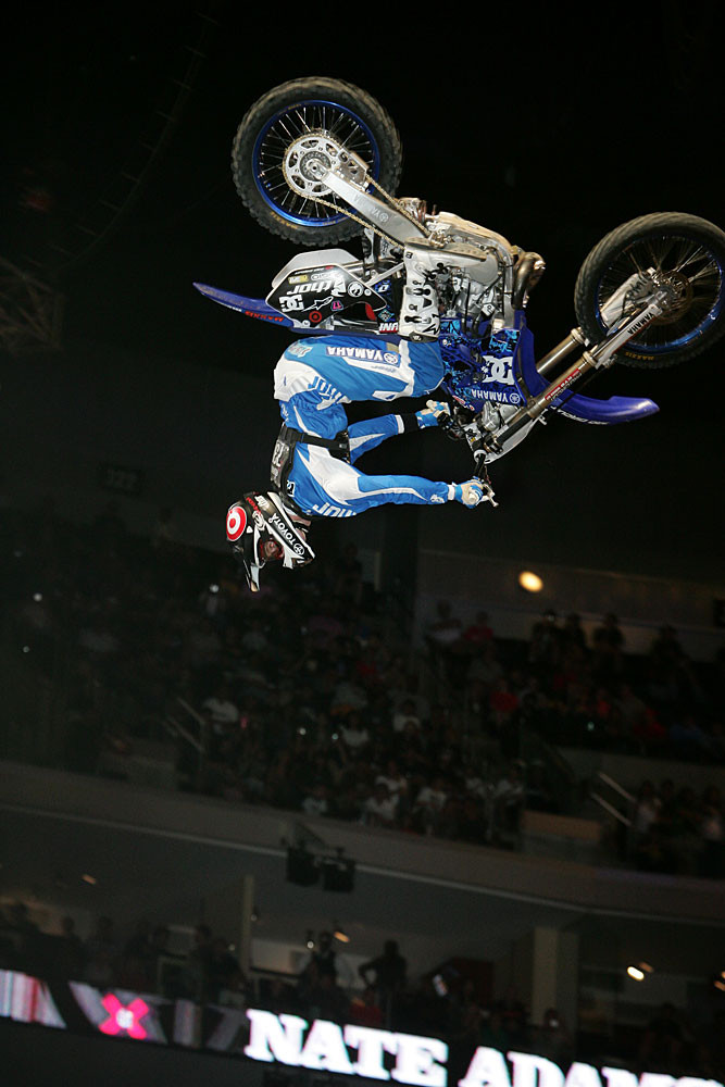 Nate Adams - X Games '06 - Motocross Pictures - Vital MX