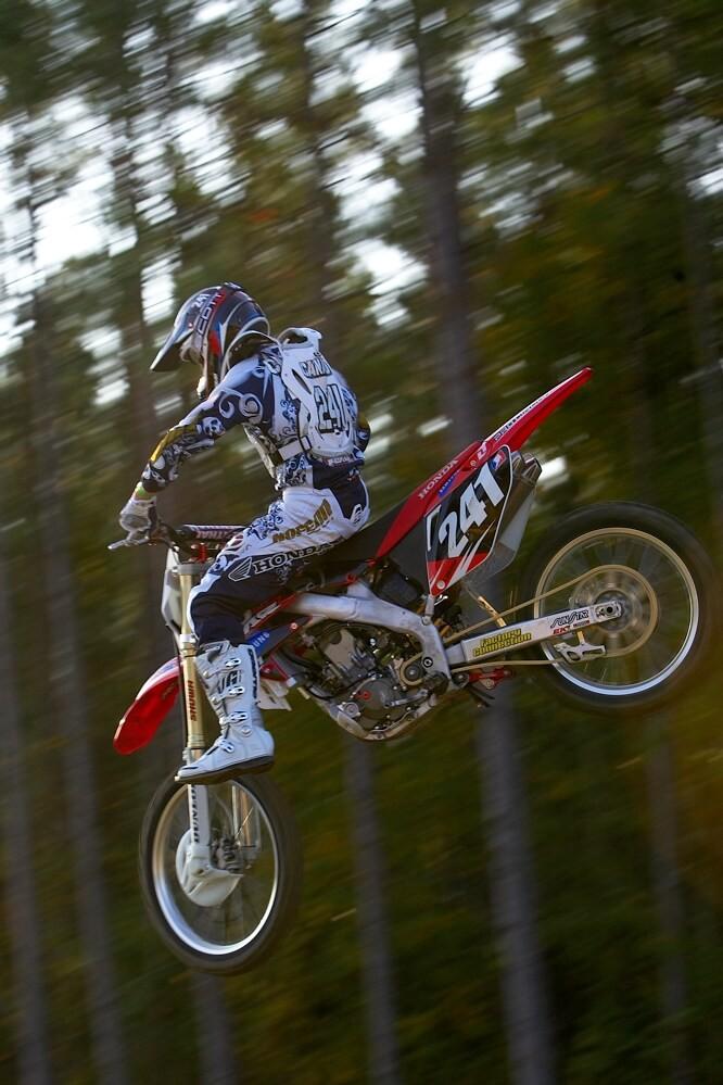 Trey Canard - 2006 Mini O's SX Wrap-Up - Motocross Pictures - Vital MX