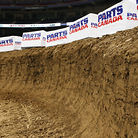 Wall berms