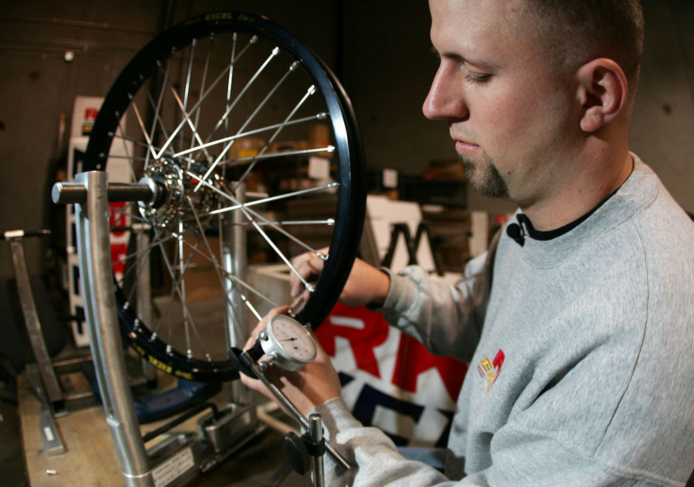 Untitled - 2006 Art and Science of Wheelbuilding - Motocross Pictures - Vital MX