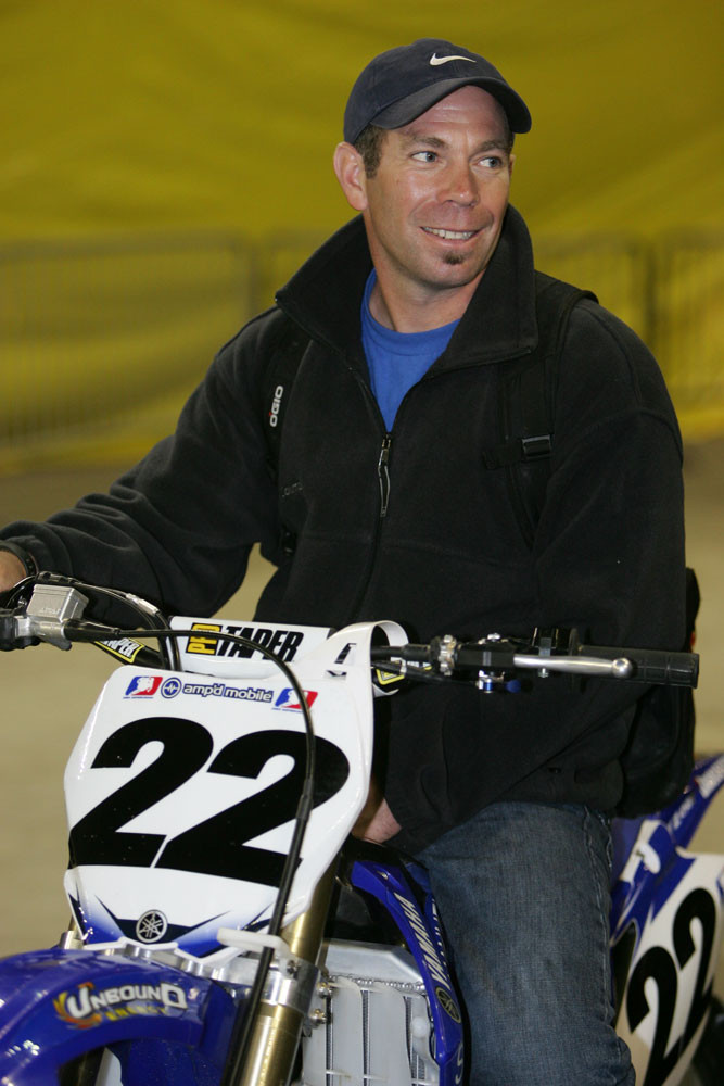 Paul Delaurier - 2006 Toronto Friday Pit Bits - Motocross Pictures - Vital MX