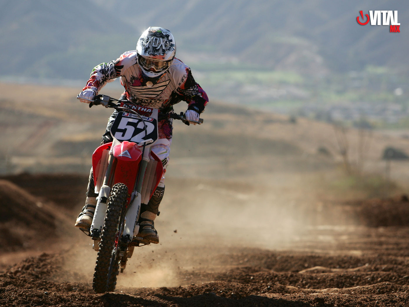 Tommy Hahn 1400 x 1050 - 2006 Tommy Hahn 12/05 - Motocross Pictures - Vital MX