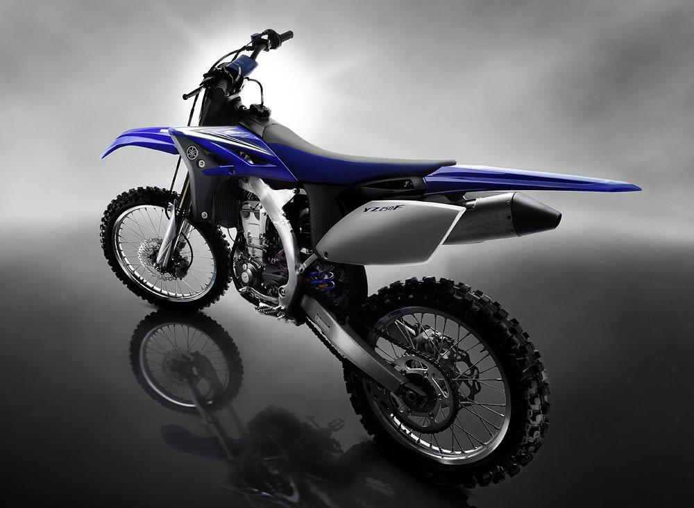 2010 Yamaha YZ250F - First Look: 2010 Yamaha YZ250F - Motocross Pictures - Vital MX