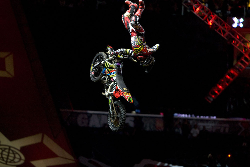 Kyle Loza - X Games 15: Friday - Motocross Pictures - Vital MX