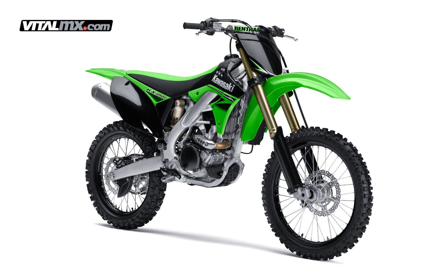 2010 Kawasaki KX250F - 2010 Kawasaki KX250F Wallpapers - Motocross Pictures - Vital MX