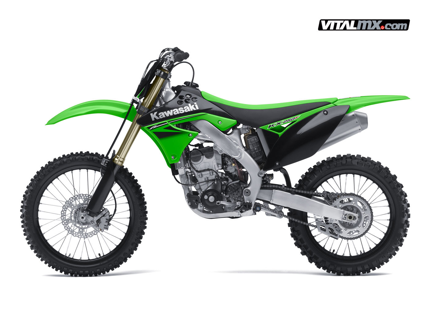 2010 Kawasaki KX250F - 2010 Kawasaki KX250F Wallpapers - Motocross ...
