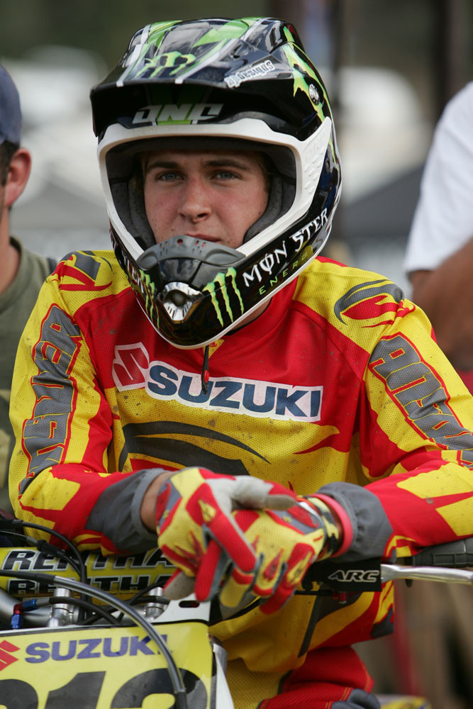 Ryan Dungey - Mammoth '06 - Motocross Pictures - Vital MX