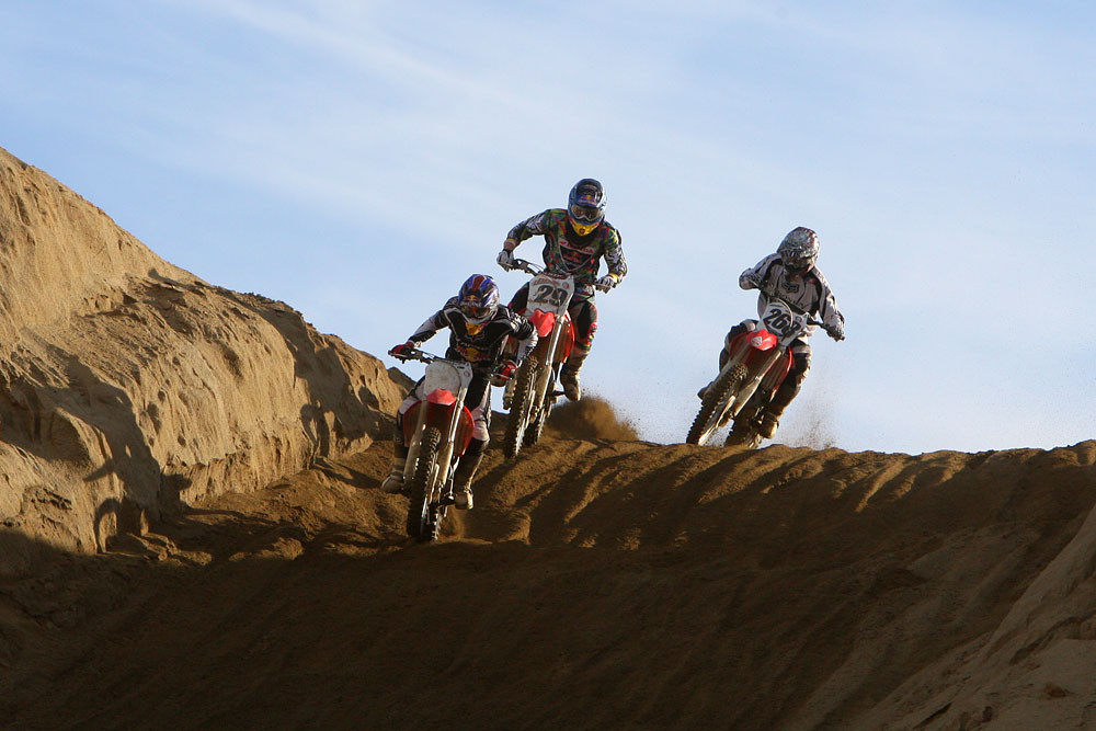 Erik Kehoe, Andrew Short - A Day In The Dirt 2009 - Happy Hour - Motocross Pictures - Vital MX
