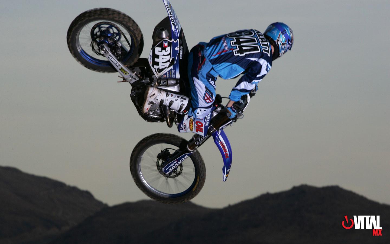 Dusty Klatt 1440 x 900 - 2006 Lucas Oil Yamaha Wallpapers - Motocross Pictures - Vital MX