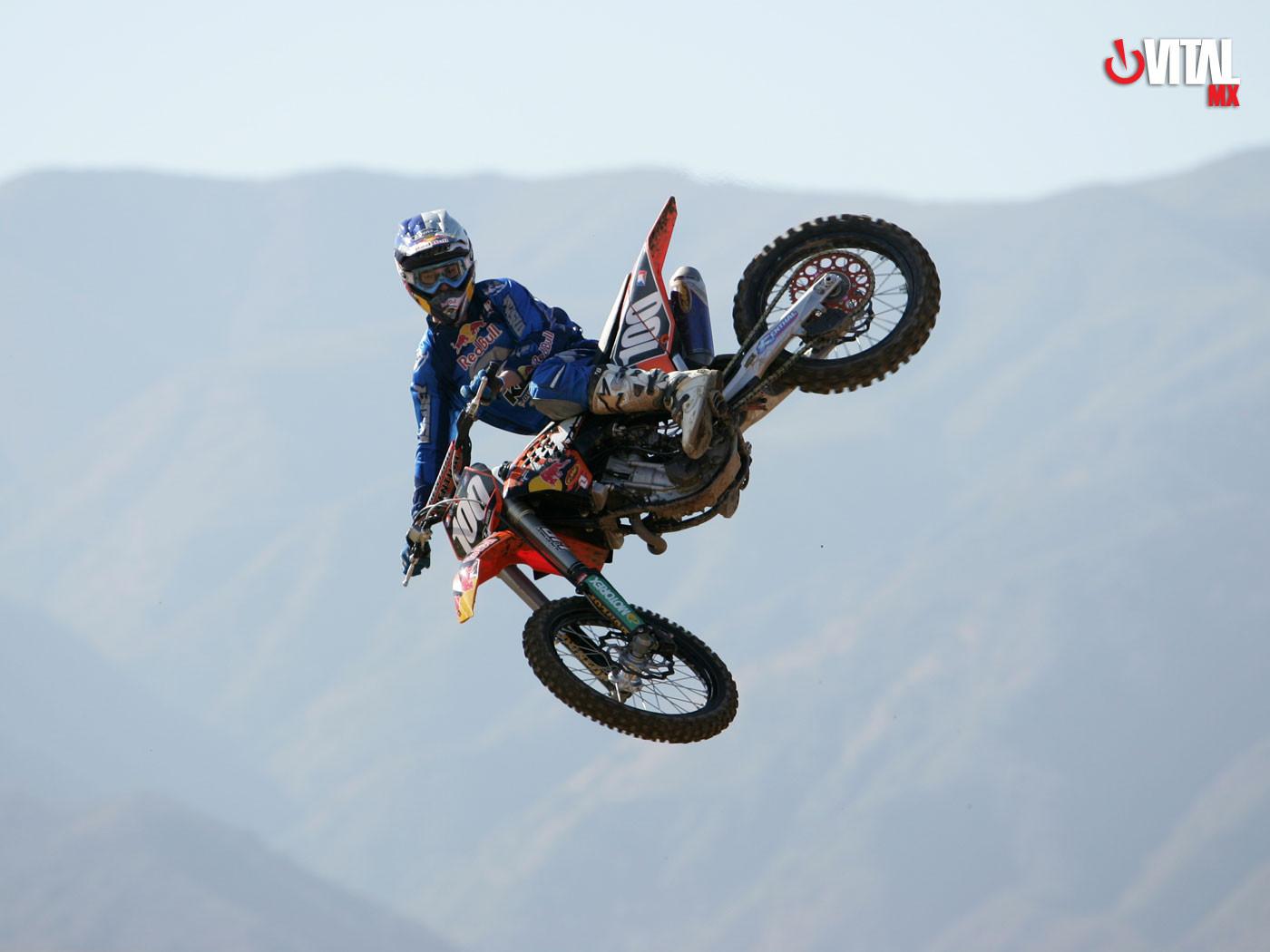 Josh Hansen 1400 x 1050 - 2006 Hot Shots: Josh Hansen 12/20/06 - Motocross Pictures - Vital MX