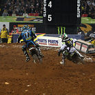 Justin Barcia and Christophe Pourcel