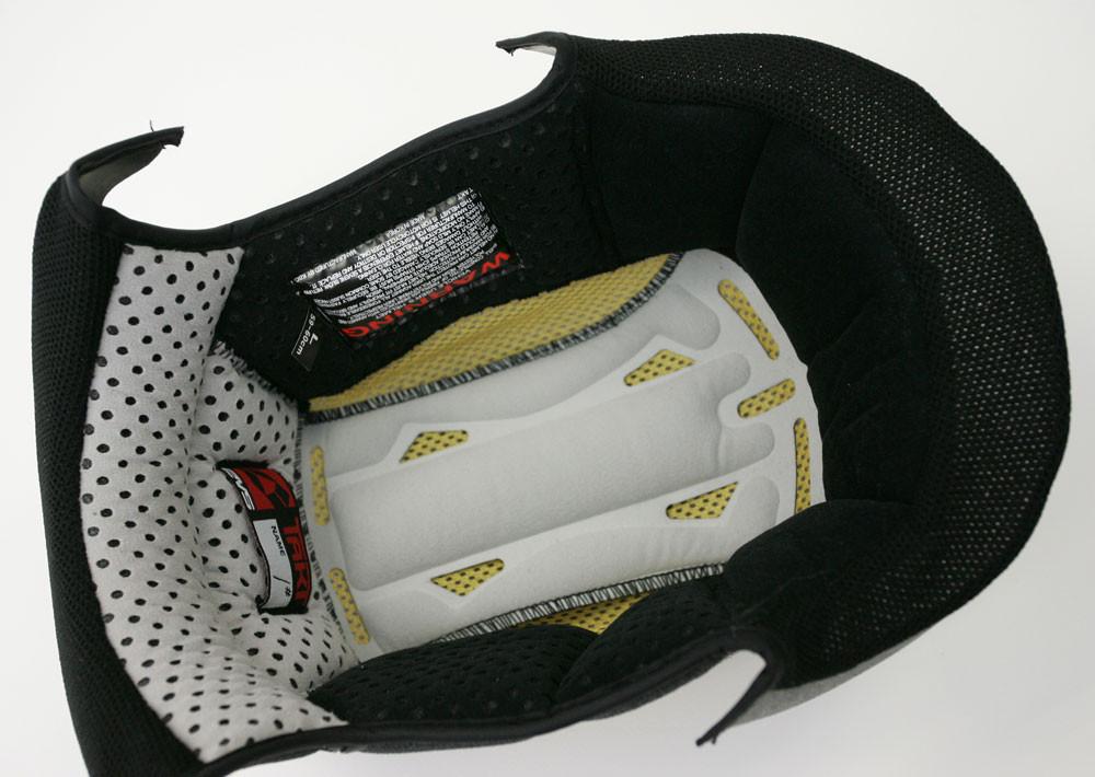 EVS TAKT 981 Inner Liner - 2007 First Look: EVS TAKT 981 Helmet - Motocross Pictures - Vital MX