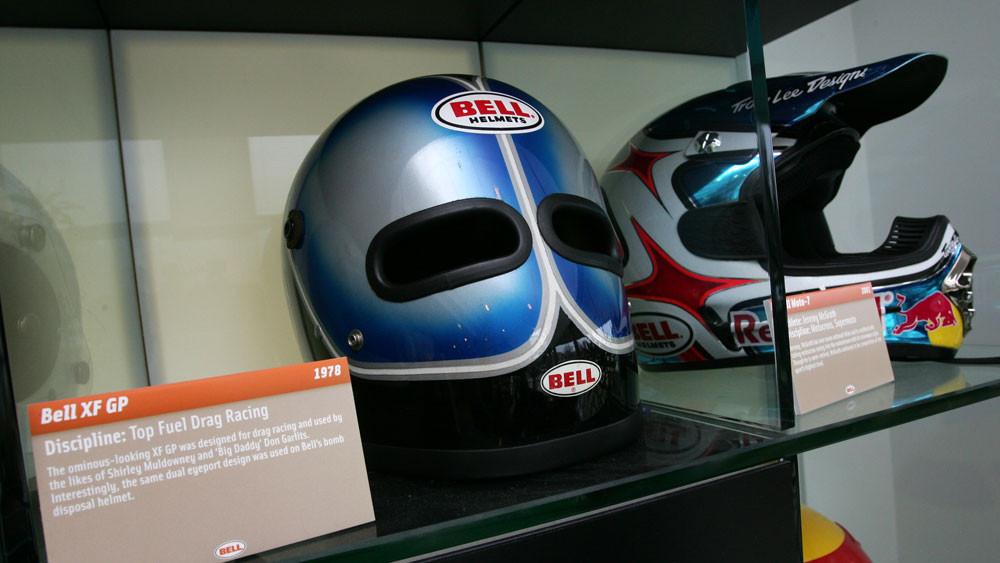 Top Fuel - 2007 Bell Helmets Visit - Motocross Pictures - Vital MX