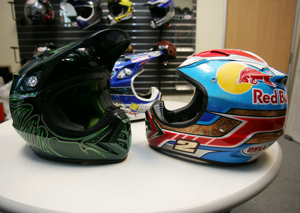 Untitled - 2007 Bell Helmets Visit - Motocross Pictures - Vital MX