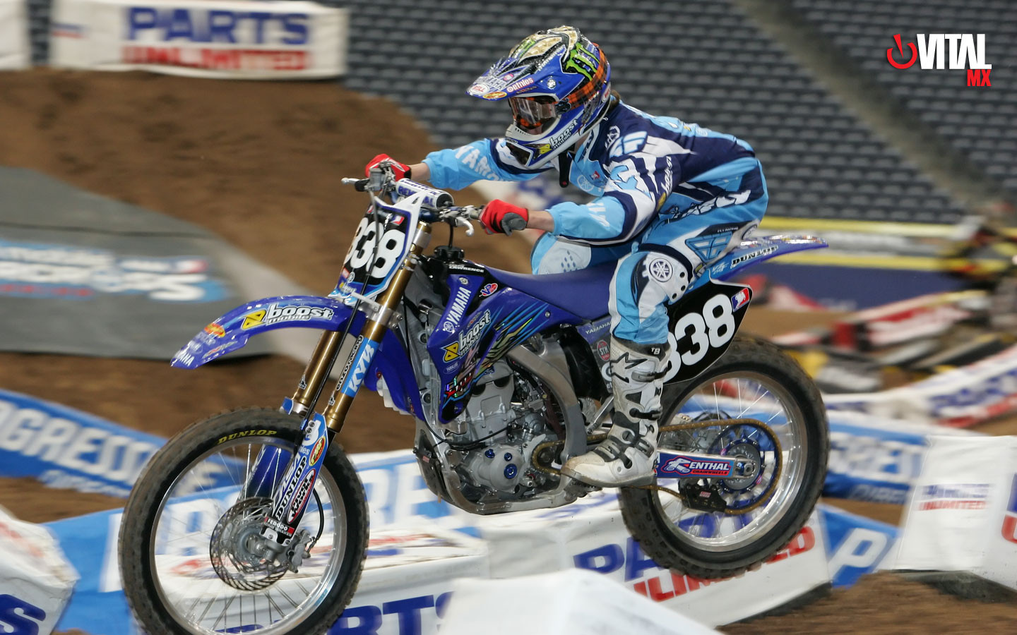 Untitled - 2007 The Big Picture: Houston Supercross - Motocross Pictures - Vital MX
