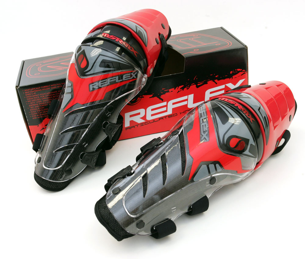 MSR Reflex Knee/Shin Guard 1 - 2007 First Look: MSR Reflex Knee/Shin Guard - Motocross Pictures - Vital MX