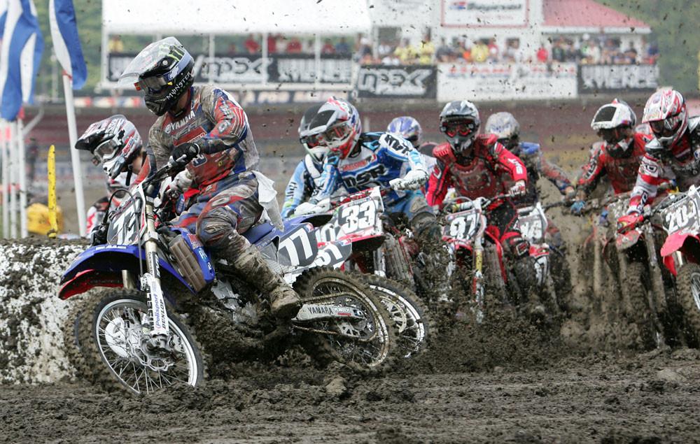 Morning Mud - AMA Binghamton '06 - Motocross Pictures - Vital MX