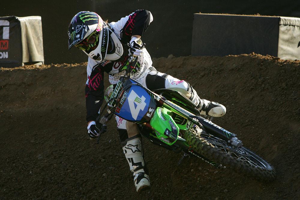 Sara Price - X Games 2010: Moto X Women's Super X Finals - Motocross Pictures - Vital MX