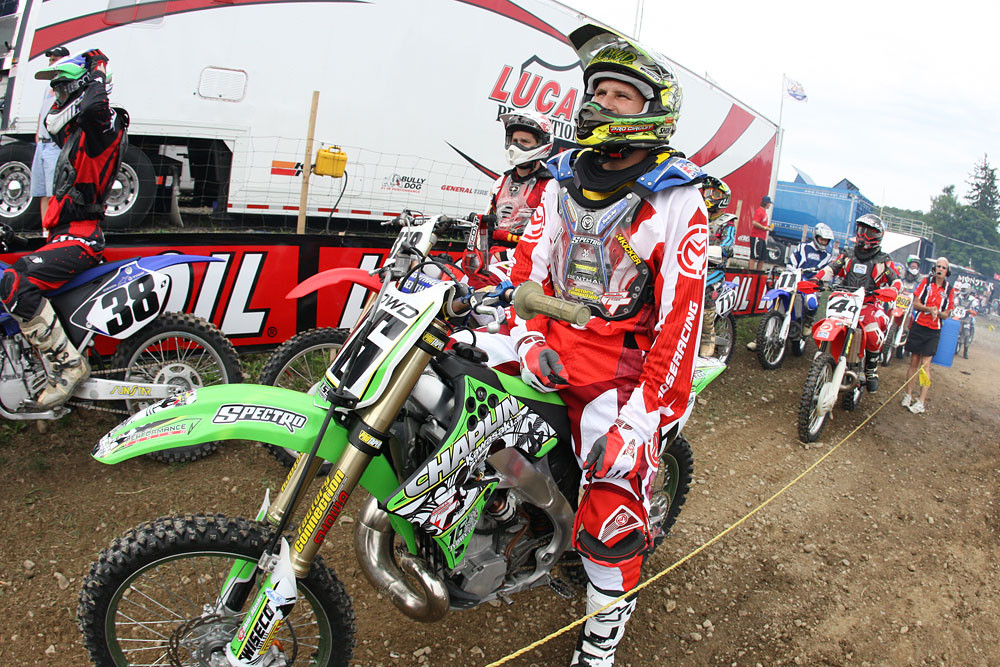 John Dowd - Vital MX Pit Bits: Unadilla 2010 - Motocross Pictures - Vital MX