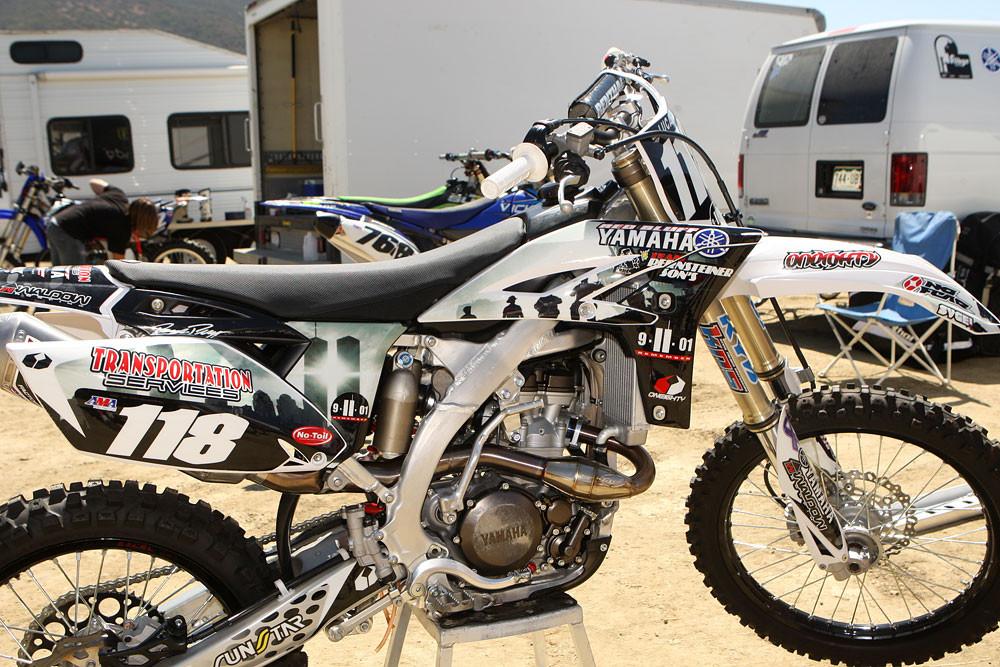 Bryar Perry - Vital MX Pit Bits: Pala Pre-Race - Motocross Pictures - Vital MX