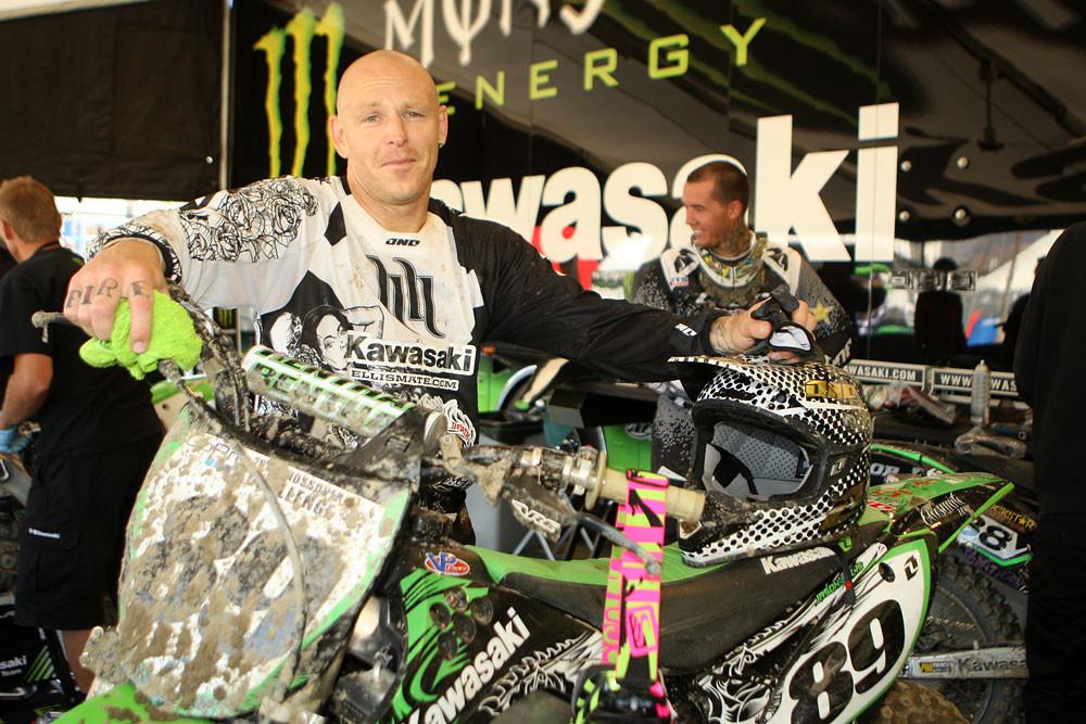 Jason Ellis - Vital MX Pit Bits: Pala Pre-Race - Motocross Pictures - Vital MX