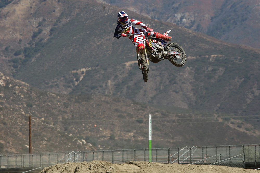 Trey Canard - 2010 MXoN: Team USA Preview - Motocross Pictures - Vital MX