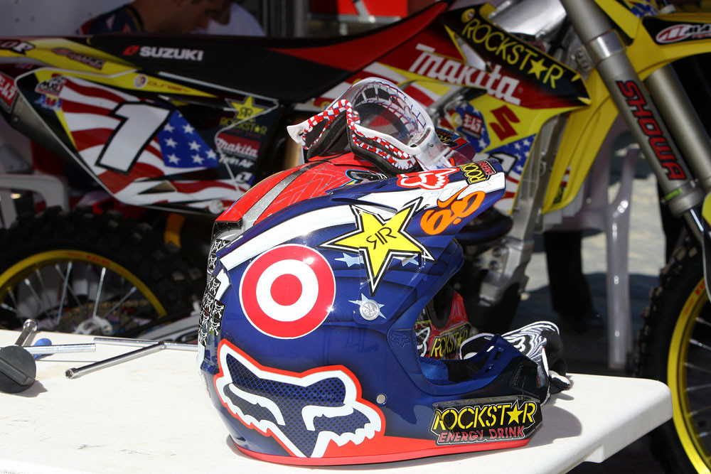 Ryan Dungey - 2010 MXoN: Team USA Preview - Motocross Pictures - Vital MX