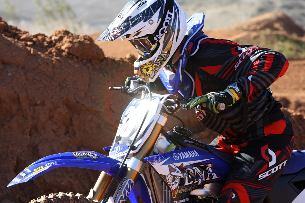 Gareth Swanepoel - Countdown to A1: 11/29/10 - Motocross Pictures - Vital MX