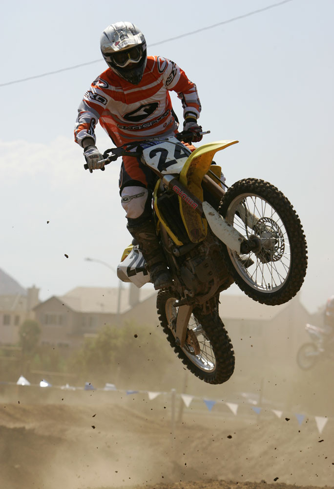 Rich Taylor - Surfercross '06 - Motocross Pictures - Vital MX