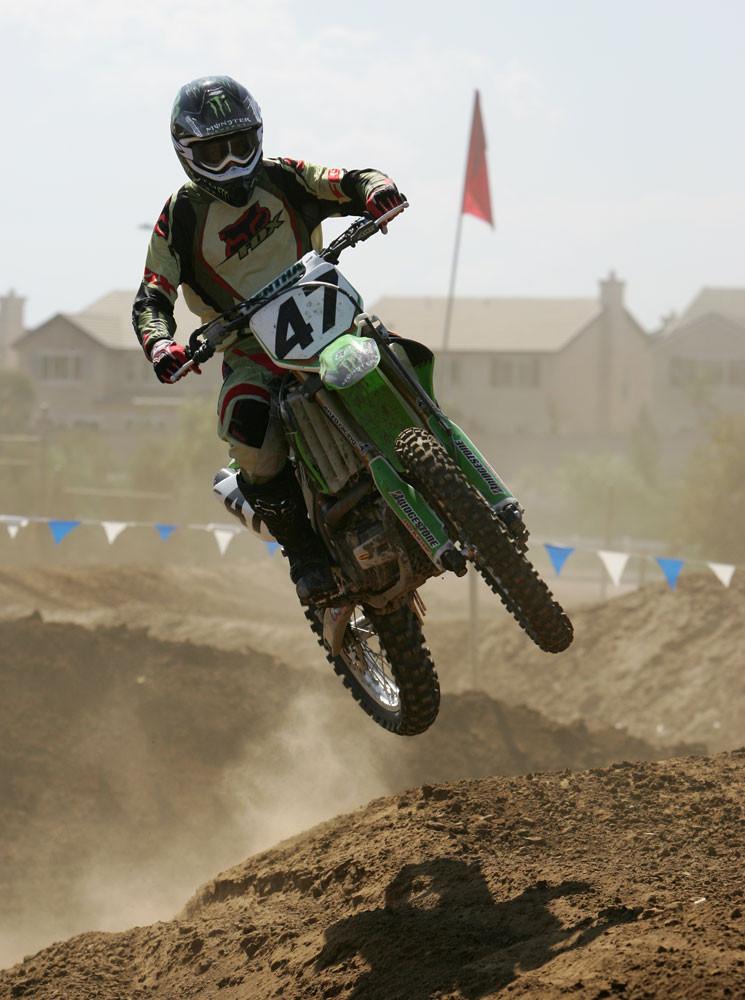 Jeff Emig - Surfercross '06 - Motocross Pictures - Vital MX