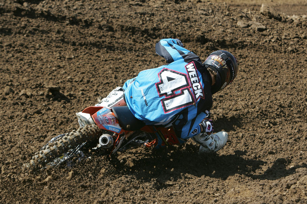 Tommy Weeck - Surfercross '06 - Motocross Pictures - Vital MX
