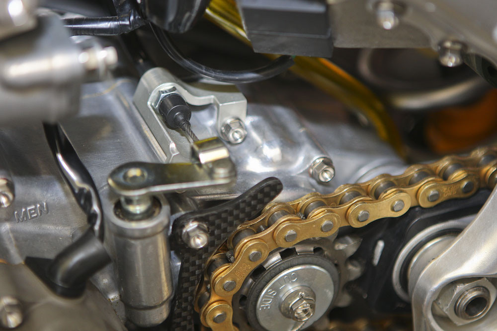 Chad Reed - Factory Honda Parts 3 - Vital MX Pit Bits: Seattle 2011