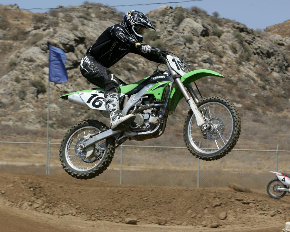 Asterisk's Tom Carson - Surfercross '06 - Motocross Pictures - Vital MX